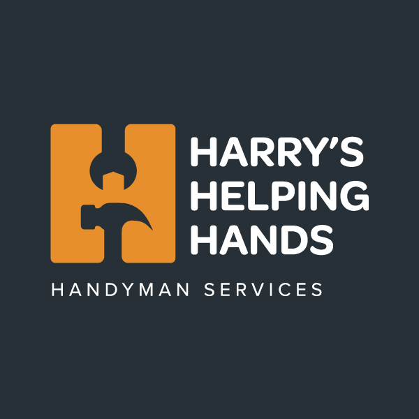 Logo Design For A Local Handyman Service Client Wanted Friendly Simple Including An Iconic H That Could Be Used As Logotype On Shirts